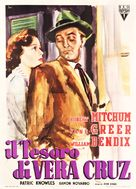 The Big Steal - Italian Movie Poster (xs thumbnail)
