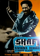 Shaft - Finnish Theatrical poster (xs thumbnail)