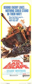 The Last Escape - Movie Poster (xs thumbnail)