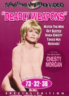 Deadly Weapons - DVD cover (xs thumbnail)