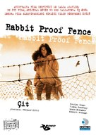 Rabbit Proof Fence - Turkish Movie Cover (xs thumbnail)
