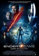 Ender's Game - Turkish Movie Poster (xs thumbnail)