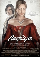 Angélique - German Movie Poster (xs thumbnail)