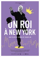 A King in New York - French Movie Poster (xs thumbnail)