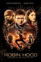 Robin Hood - Swedish Movie Cover (xs thumbnail)