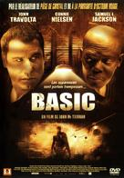 Basic - French DVD movie cover (xs thumbnail)