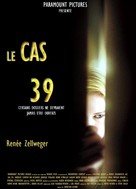 Case 39 - French Movie Poster (xs thumbnail)