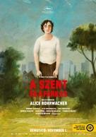 Lazzaro felice - Hungarian Movie Poster (xs thumbnail)