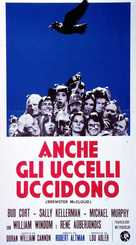 Brewster McCloud - Italian Movie Poster (xs thumbnail)