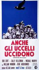 Brewster McCloud - Italian Movie Poster (xs thumbnail)