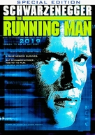The Running Man - DVD cover (xs thumbnail)