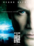 The Day the Earth Stood Still - Danish Movie Poster (xs thumbnail)