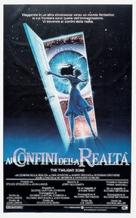 Twilight Zone: The Movie - Italian Movie Poster (xs thumbnail)