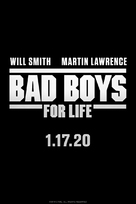 Bad Boys for Life - Logo (xs thumbnail)