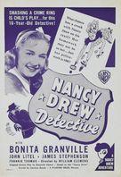 Nancy Drew -- Detective - Movie Poster (xs thumbnail)