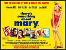 There's Something About Mary - British Movie Poster (xs thumbnail)