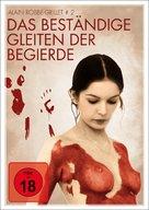 Glissements progressifs du plaisir - German DVD movie cover (xs thumbnail)