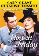His Girl Friday - Movie Cover (xs thumbnail)