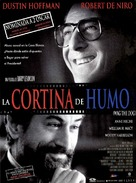 Wag The Dog - Spanish Movie Poster (xs thumbnail)