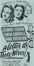 A Letter to Three Wives - Movie Poster (xs thumbnail)