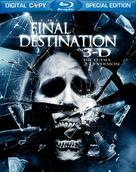 The Final Destination - Blu-Ray movie cover (xs thumbnail)
