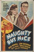 Naughty But Nice - Movie Poster (xs thumbnail)