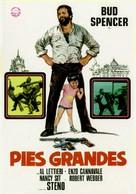 Piedone a Hong Kong - Spanish Movie Poster (xs thumbnail)