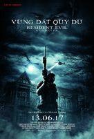 Resident Evil: Vendetta - Vietnamese Movie Poster (xs thumbnail)