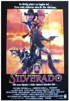 Silverado - Swedish Movie Poster (xs thumbnail)