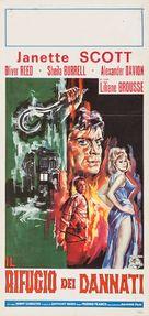 Paranoiac - Italian Movie Poster (xs thumbnail)