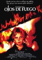 Firestarter - Spanish Movie Poster (xs thumbnail)