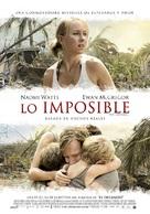 Lo imposible - Peruvian Movie Poster (xs thumbnail)