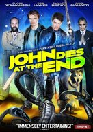John Dies at the End - DVD cover (xs thumbnail)