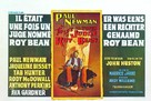 The Life and Times of Judge Roy Bean - Belgian Movie Poster (xs thumbnail)