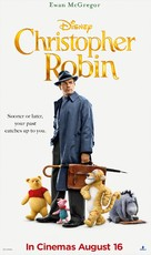 Christopher Robin - Lebanese Movie Poster (xs thumbnail)