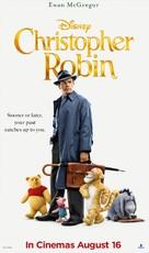Christopher Robin - Lebanese Movie Poster (xs thumbnail)