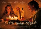 Mitte Ende August - German Movie Poster (xs thumbnail)