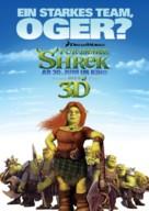 Shrek Forever After - German Movie Poster (xs thumbnail)