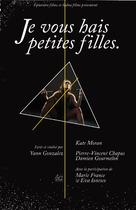 Je vous hais petites filles - French Movie Poster (xs thumbnail)