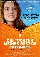 The Oranges - German Movie Poster (xs thumbnail)