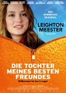 The Oranges - German Movie Poster (xs thumbnail)
