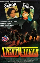 Courage Mountain - German VHS cover (xs thumbnail)