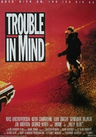 Trouble in Mind - German Movie Poster (xs thumbnail)