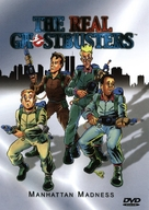 """The Real Ghost Busters"" - DVD cover (xs thumbnail)"