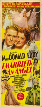 I Married an Angel - Movie Poster (xs thumbnail)