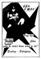 Les Chic - Movie Poster (xs thumbnail)