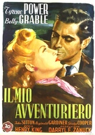 A Yank in the R.A.F. - Italian Movie Poster (xs thumbnail)