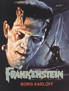 Frankenstein - German Movie Poster (xs thumbnail)