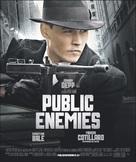 Public Enemies - Swiss Movie Poster (xs thumbnail)