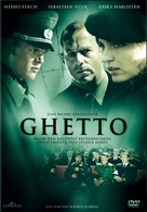 Ghetto - German poster (xs thumbnail)
